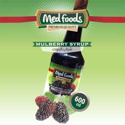 Mulberry Syrup