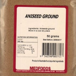 Aniseed Ground