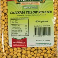 Chickpea Yellow Roasted