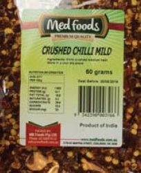 Crushed Chili Mild
