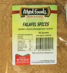 Falafel Spices