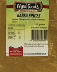 Kabsa Spices
