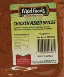 Chicken Mixed Spices