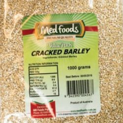 Cracked Barley