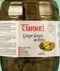 Grape Leaves in Brine