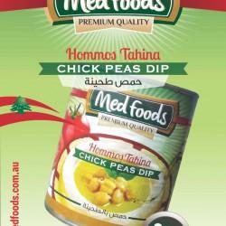 chick-peas-dip
