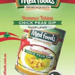 Chick Peas Dip 850 gr