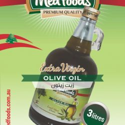 Extra Virgin Olive Oil 3 Litres