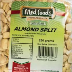 Almond Split