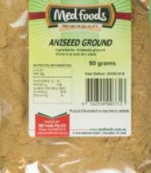 Aniseed Ground