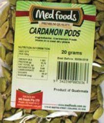 Cardamon Pods