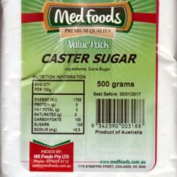 caster-sugar