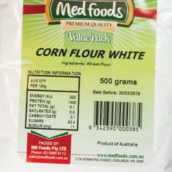 Corn Flour White