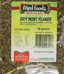 Dry Mint Flakes