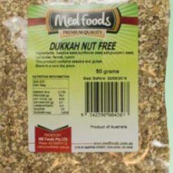 Dukkah Nut Free