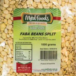 Fava Beans Split