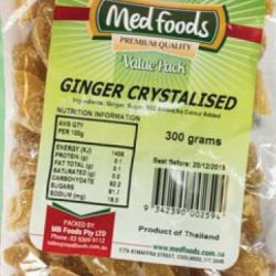 Ginger Crystals