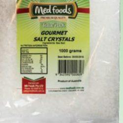 Gourmet Salt Crystals
