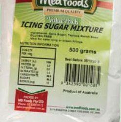 Icing Sugar Mixture