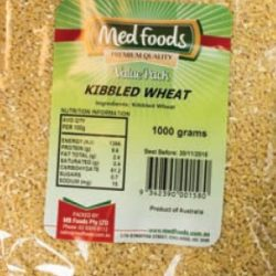 Kibbled Wheat