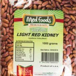 Light Red Kidney