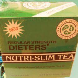 Nutri-Slim Tea