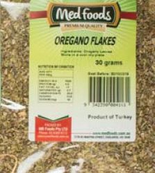 Oregano Flakes