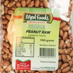Peanuts Raw