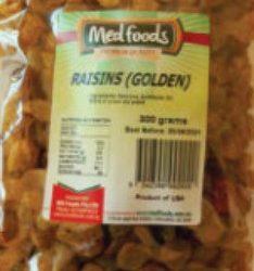 Raisins (Golden)