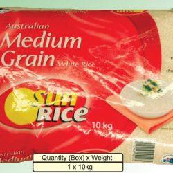 SunRice Medium Grain Rice