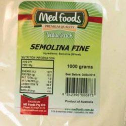 Semolina Fine
