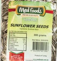 Sunflower Seeds Black