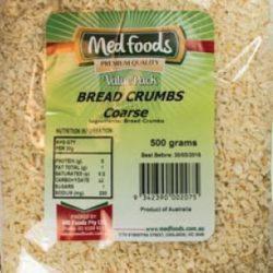 Bread Crumbs Coarse