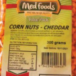 Corn Nuts Cheddar
