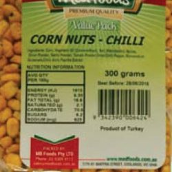 Corn Nuts Chili