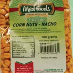 Corn Nuts Nacho