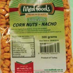 corn nuts nacho