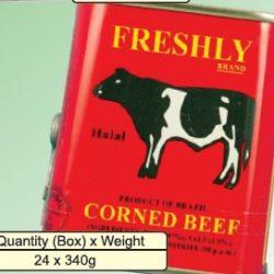 Freshly Corned Beef