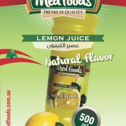 Lemon Juice 500 ml