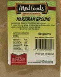 Marjoram Ground
