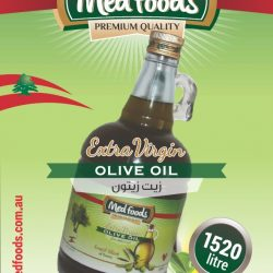 Extra Virgin Olive Oil 1,520 Litres