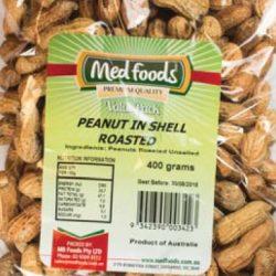 Peanut in Shell Roasted