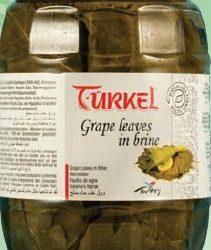 Grape Leaves in Brine